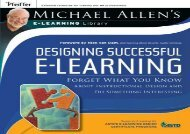 Free Download Designing Successful E-Learning: Forget What You Know About Instructional Design and Do Something Interesting - Michael Allen s Online Learning Library (Essential Tools Resource) Any device