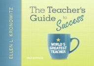 Read The Teacher s Guide to Success Kindle ready
