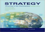 Free Download Strategy: Winning in the Marketplace: Core Concepts, Analytical Tools, Cases with Online Learning Center with Premium Content Card Kindle ready
