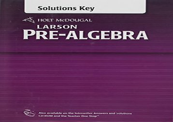 Pdf download mcdougal littel algebra 1 practice workbook holt pdf holt mcdougal larson pre algebra common core solutions key pdf fandeluxe Image collections
