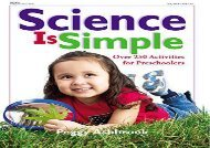 #PDF~ Science Is Simple: Over 250 Activities for Children 3-6 Online
