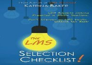 Download The LMS Selection Checklist epub ready