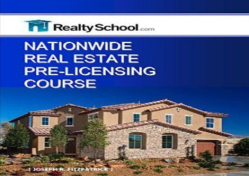 Audiobook Nationwide Real Estate Pre-licensing Course kindle ready