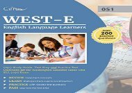Audiobook West-E English Language Learners (051) Study Guide: Test Prep and Practice Test Questions for the Washington Educator Skills Test Ell (051) Exam kindle ready