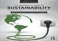 Read The Business Guide to Sustainability: Practical Strategies and Tools for Organizations | Download file