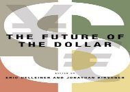 PDF The Future of the Dollar (Cornell Studies in Money) | Download file