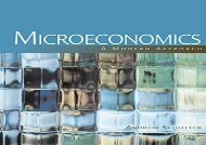 Free Microeconomics: A Modern Approach (with InfoApps 2-Semester Printed Access Card) | Download file