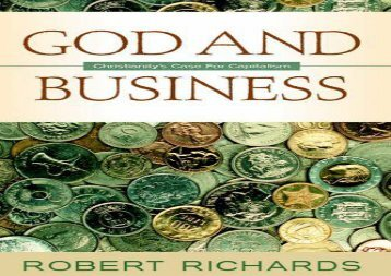 Read God and Business | Online