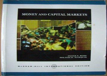PDF Money and Capital Markets | PDF File