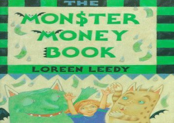 Free The Monster Money Book | pDf books
