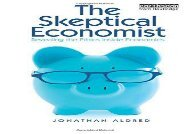 Read The Skeptical Economist: Revealing the Ethics Inside Economics | pDf books