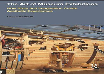 PDF The Art of Museum Exhibitions | Download file