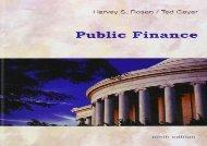 Free Public Finance | Online