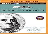 Read The Autobiography of Benjamin Franklin (Classic Collection (Brilliance Audio)) | Online