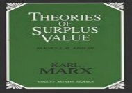 PDF Theories of Surplus Value: v. 4 (Great Minds Series) | Download file