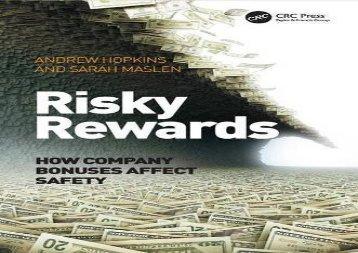 Download Risky Rewards: How Company Bonuses Affect Safety   Download file