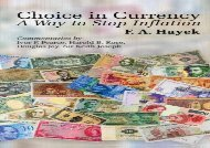 Free Choice in Currency: A Way to Stop Inflation | PDF File