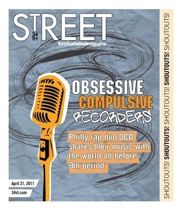 Shoutouts! - 34th Street Magazine