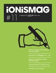 Télécharger le numéro d'Octobre 2010 - Le Guide de l'Influence