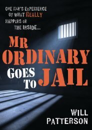 Mr Ordinary Goes To Jail Extract
