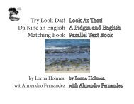 Try Look E-Book Hawaiʻi Review
