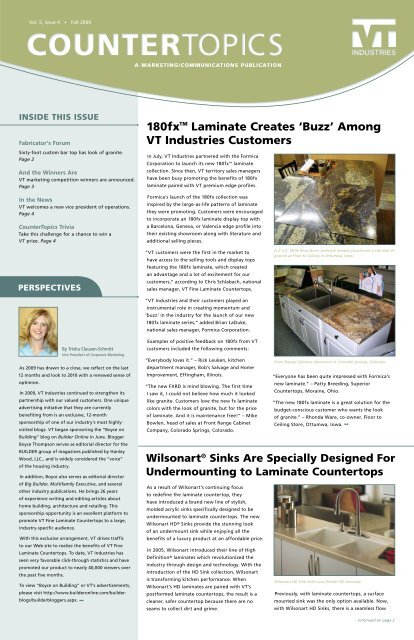Continued From Page 1 Vt Industries