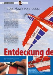 Datenblatt Park- & E-Flyer