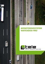 MONITORINGSYSTEM WATCHDOG PRO - TELE