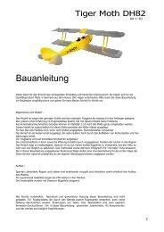 Bauanleitung