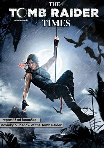The Tomb Raider Times (#2)