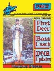 March 2010 Issue - W.Va. Sportsman Online!