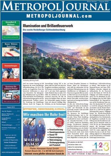 MetropolJournal 08-2018 August