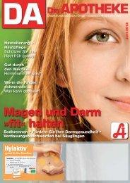 Magen und Darm »fit« halten - Österreichische Apothekerkammer
