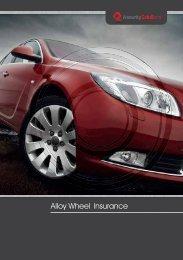 Hendy Alloy Wheel Leaflet