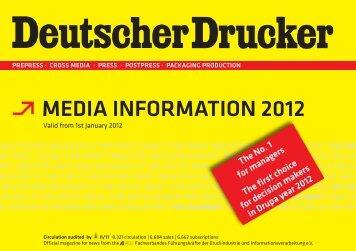 The number 1 - Verlagsgruppe Ebner Ulm
