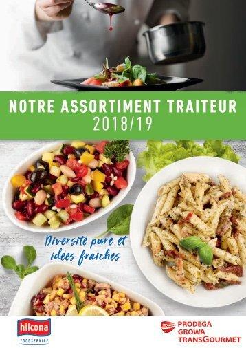 Notre Assortiment Traiteur 218/2019