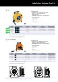 Kabelrollen - GIFAS Electric GmbH - Seite 3