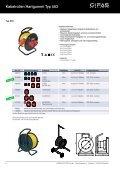 Kabelrollen - GIFAS Electric GmbH - Seite 6