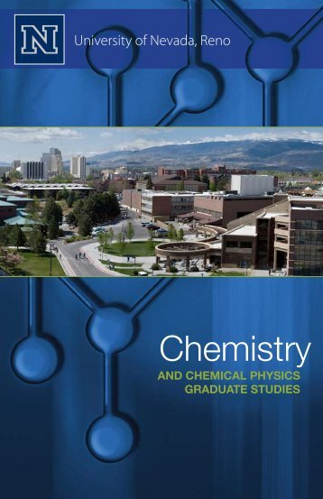 Chemistry and Chemical Physics Graduate Programs brochure