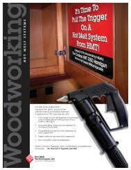 Woodworkers - Hot Melt Technologies, Inc.