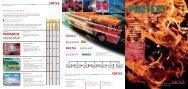 Protective fabric and multifunctional textiles for ... - IBENA Protect