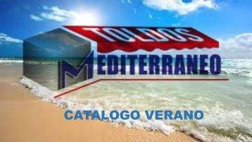 CATALOGO DE VERANO