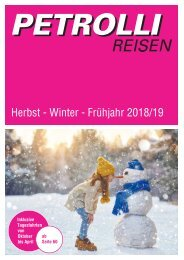 Winterkatalog 2018/19