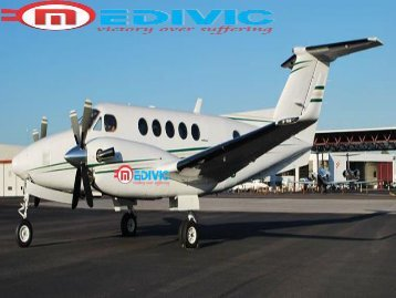 Medivic Aviation Air Ambulance Services in Delhi and Patna