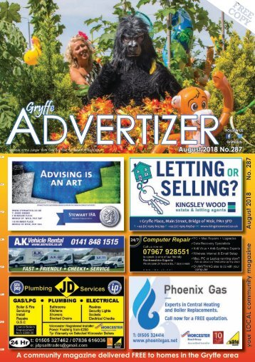 287 August 2018 - Gryffe Advertizer