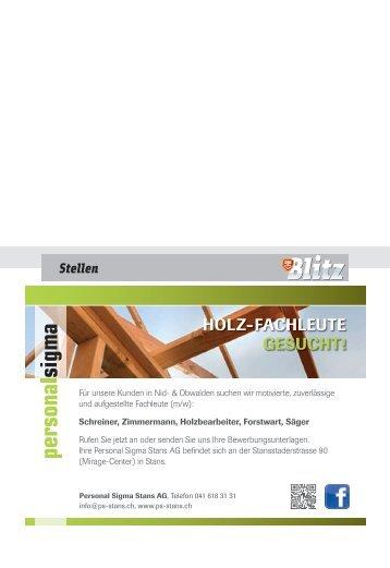 Stellen KW31 / 03.08.18