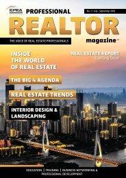Kenya's Professional Realtor magazine