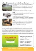 Hunter Bewässerung Preisliste 2011 ... - Rotationsregner - Seite 2
