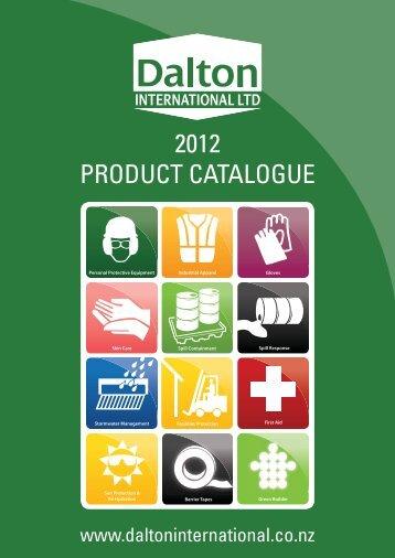 Download Catalogue (5MB) - Dalton International