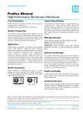 Proflex Mineral capsheet - Icopal - Page 2
